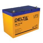 AGM аккумулятор DELTA HRL 12-90